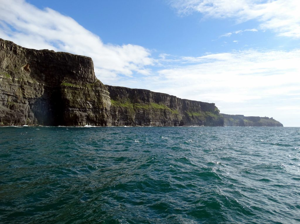 Cliffs of Moher, Ireland, Photo from Flickr.