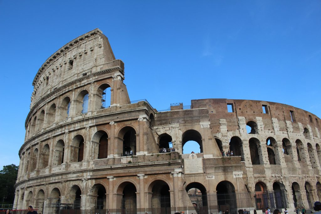 Fun facts about the Colosseum, Rome