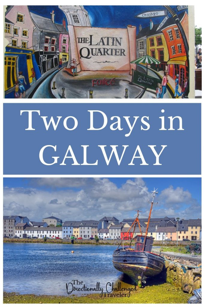 Two Days in Galway itinerary!
