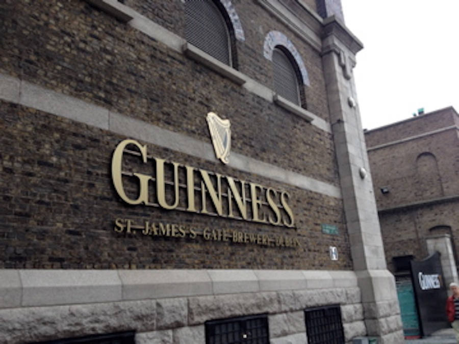 The Guinness Storehouse is a staple of Dublin. Learn about the history of Ireland's most famous beer. Ultimate Ireland Buckets List