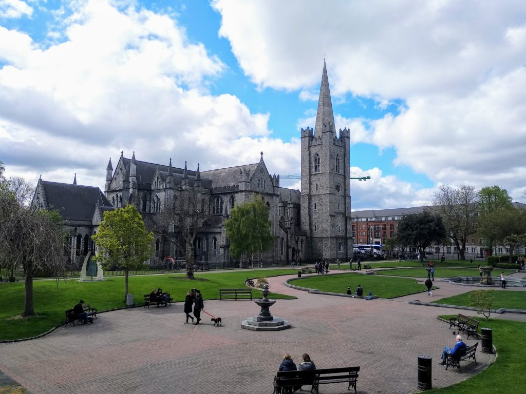 St. Patrick's Cathedral should be on your Ireland Bucket List!