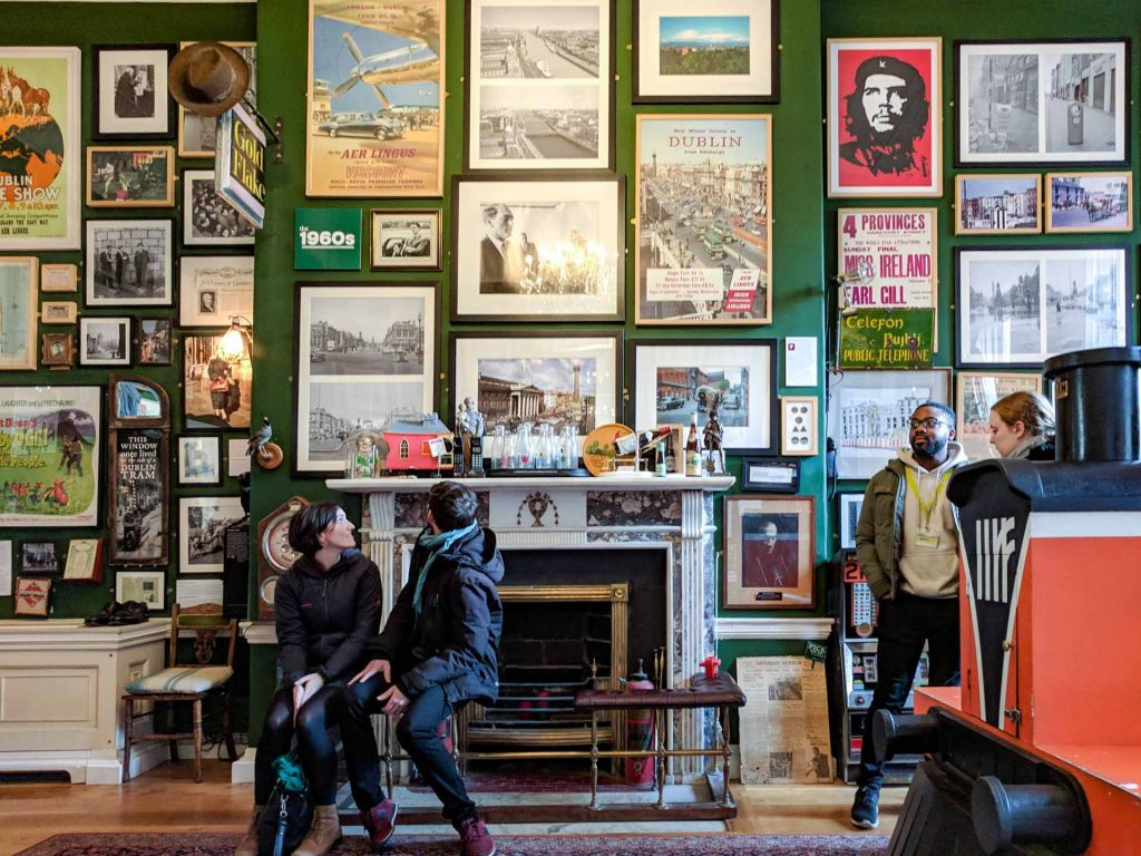 The Little Museum of Dublin has a lot to offer visitors!  This should be included in any Ireland Bucket List.