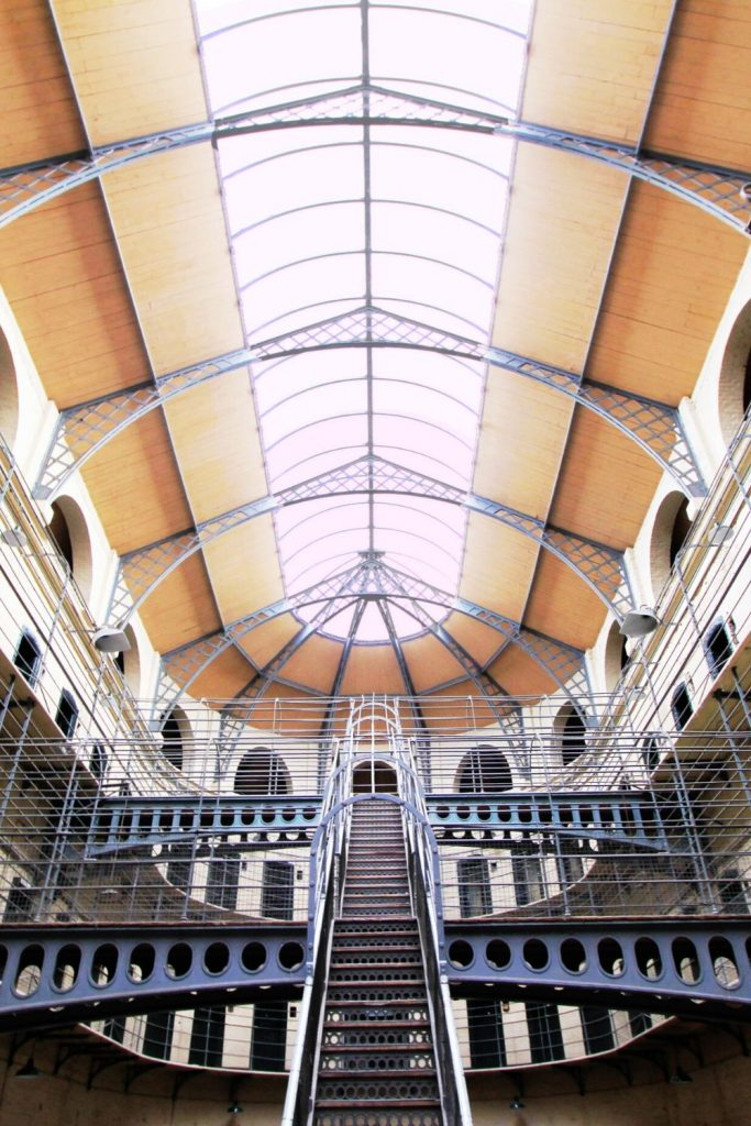 Kilmainham Gaol is home to Ireland's history. Numerous rebellion leaders were imprisoned here and some executed. Ultimate Ireland Bucket List