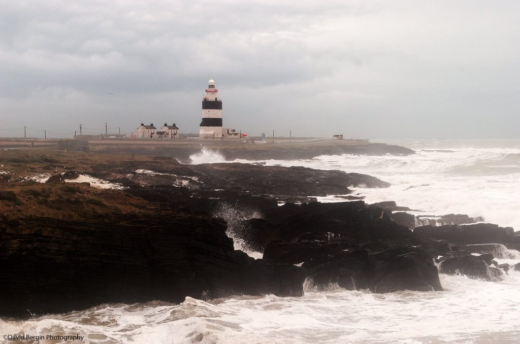 Hook Lighthouse is an addition to the Ultimate Ireland Bucket List that any lighthouse lover would enjoy!