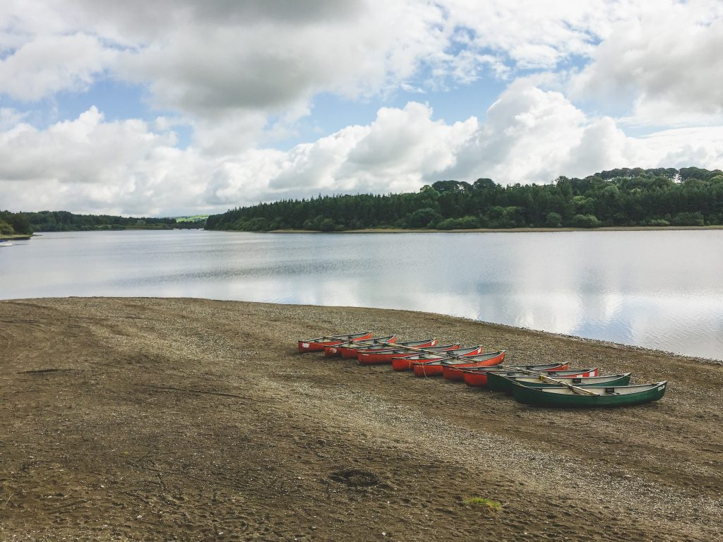 Blessington Lakes in Wicklow are a beautiful way to embrace nature and should be on your Ultimate Ireland Bucket List