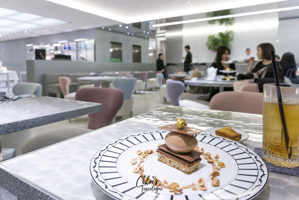 Dior Cafe is as fancy as it's clothing - making it one of the best places to eat in Tokyo.