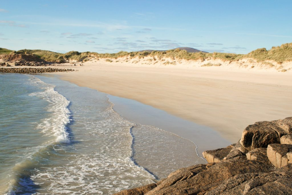 Gweedore is a beautiful beach destination in Ireland and should be on your Ultimate Ireland Bucket List