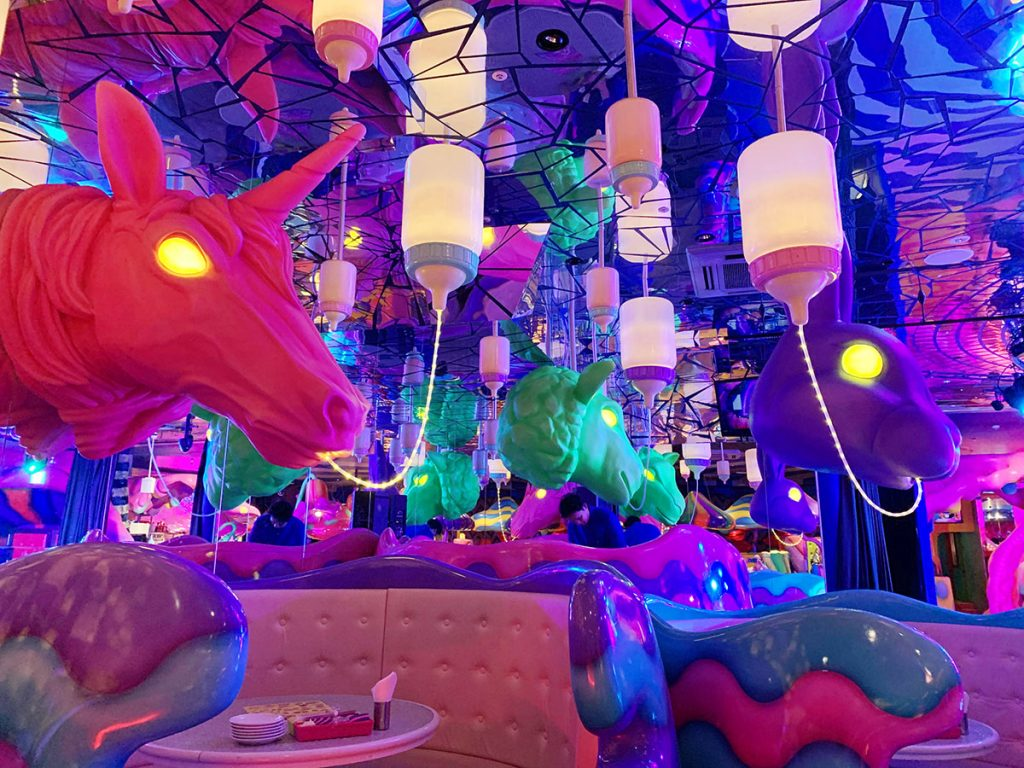 Kawaii Monster Cafe is an experience and a meal - making it one of the most unique and best places to eat in Tokyo.