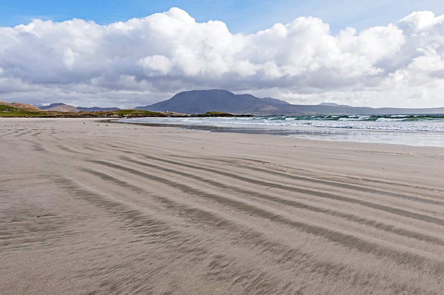 Silver Strand is an area of beaches that doesn't look like Ireland that should  be on your Ultimate Ireland Bucket List!