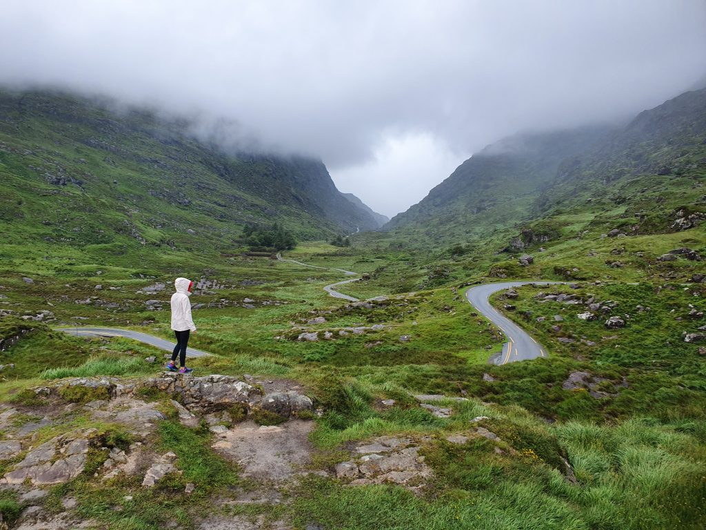 The Ring of Kerry is a breathtaking drive around County Kerry & should be included on