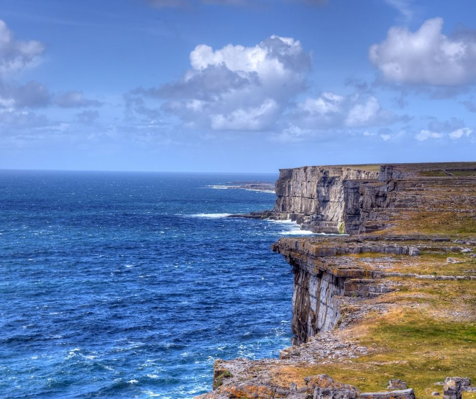 The Aran Islands are beautiful  and a must visit from Galway on your Ultimate Ireland Bucket LIst