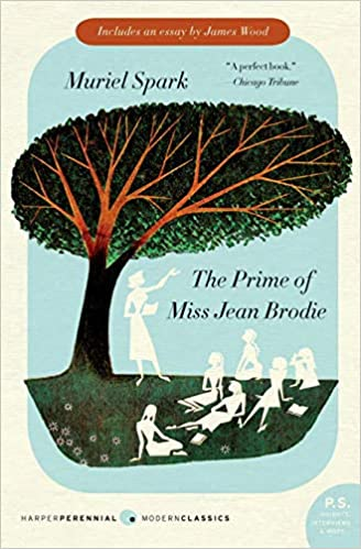 Best books about Scotland: The Prime of Miss Jean Brodie by Muriel Spark