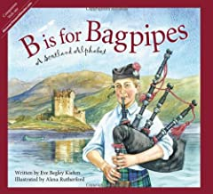 Best books about Scotland: B is for Bagpipes
