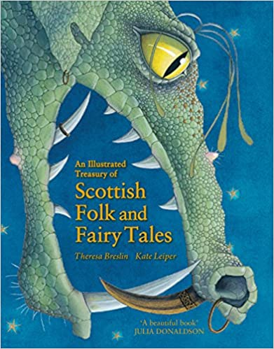 Best books about Scotland: Scottish Folk and Fairy Tales