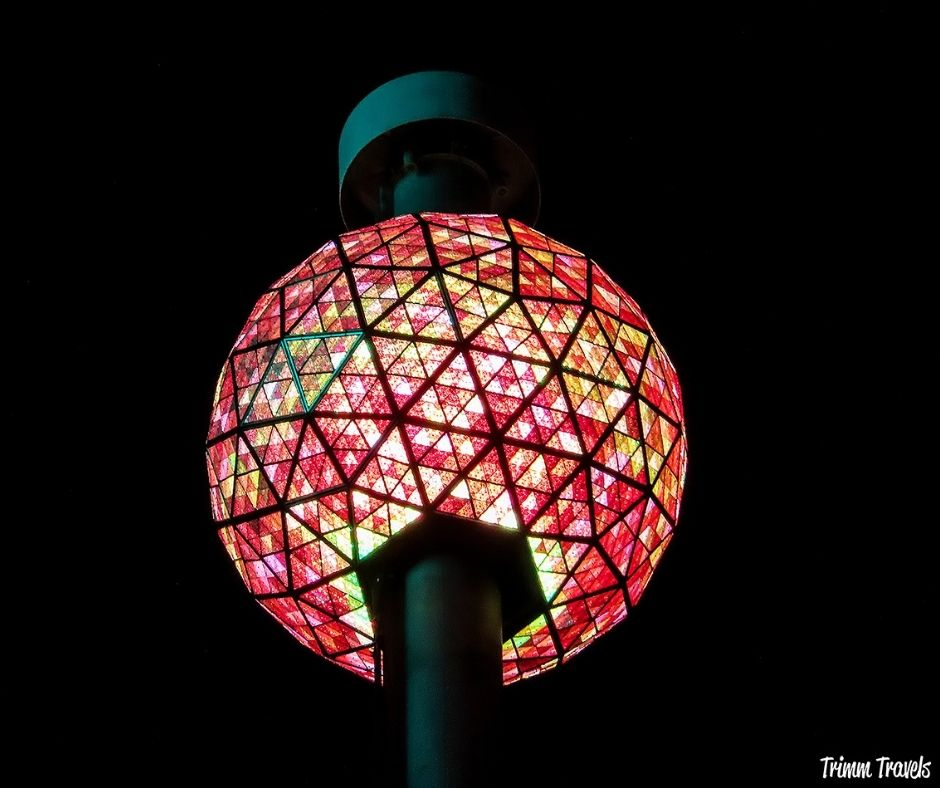 The iconic ball drop in NYC is one of the best places to celebrate NYE around the world.