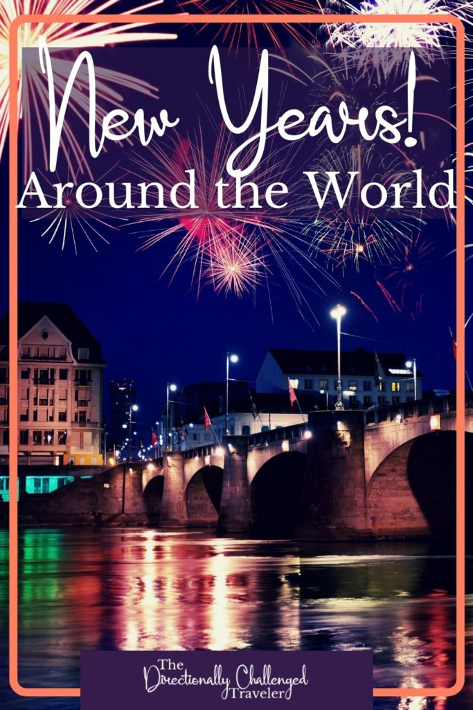 Best Places to spend New Years Ever Around the World