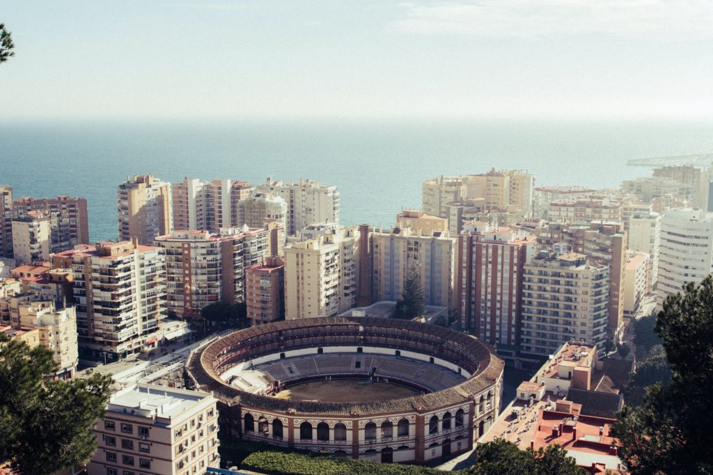 Malaga Spain Skyline: Best places to spend NYE around the world