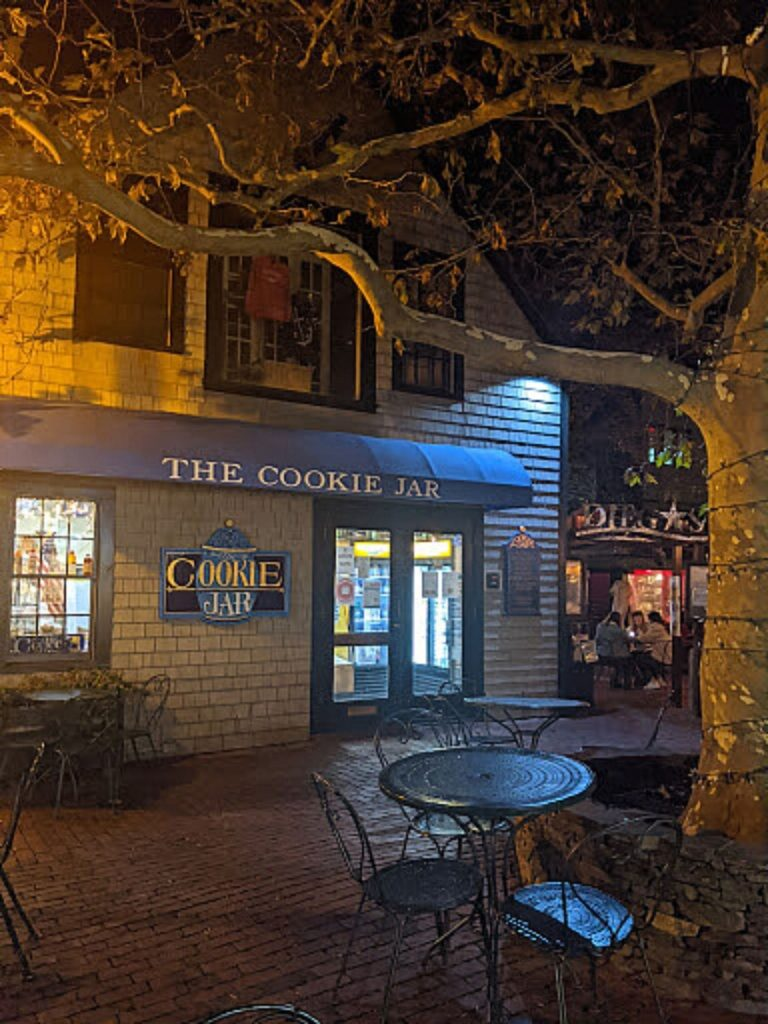The Cookie Jar is one of the best places to eat in Newport, RI.