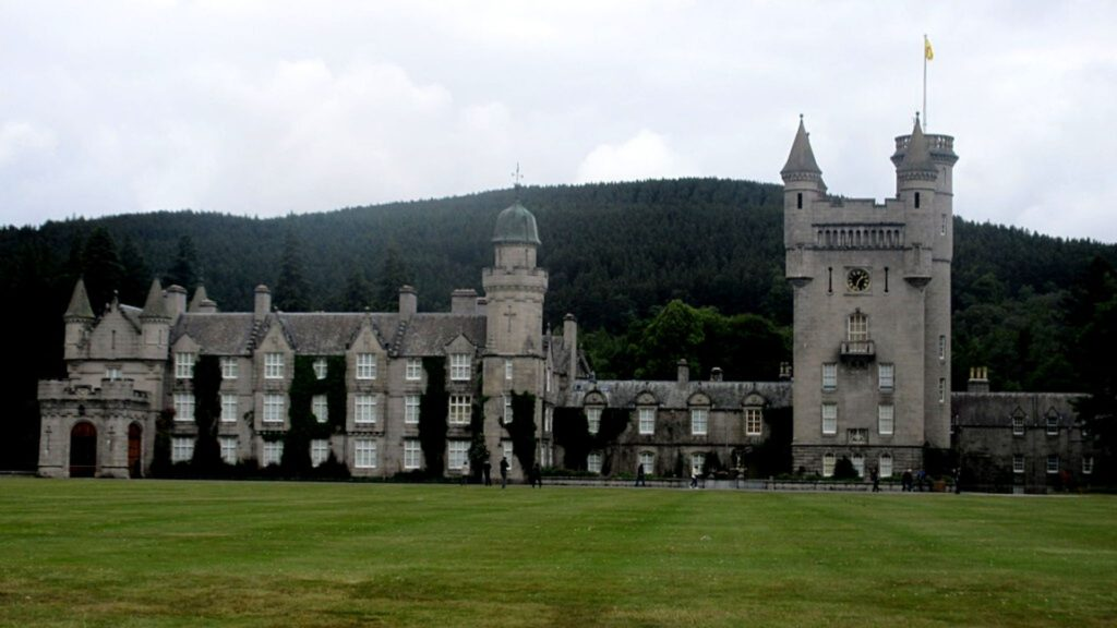 Balmoral Castle is one of the best castles in Scotland to visit.