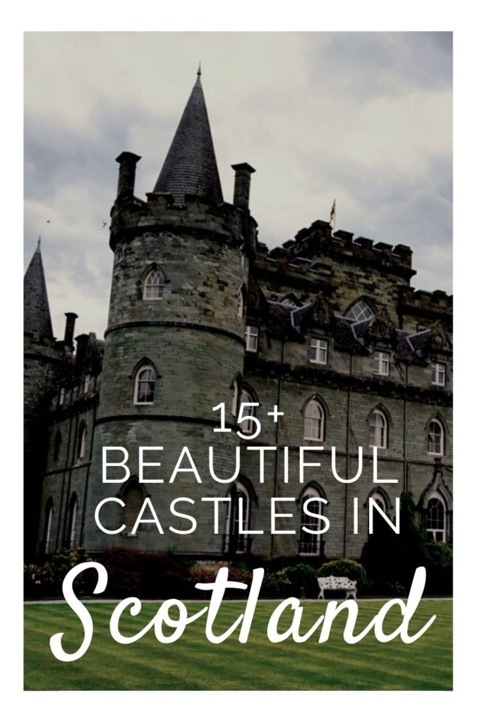 Incredible castles in Scotland to visit