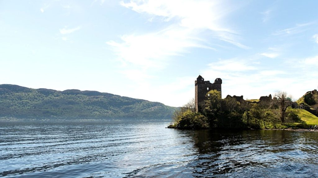 Urquhart Castle is one of the best castles in Scotland to visit.