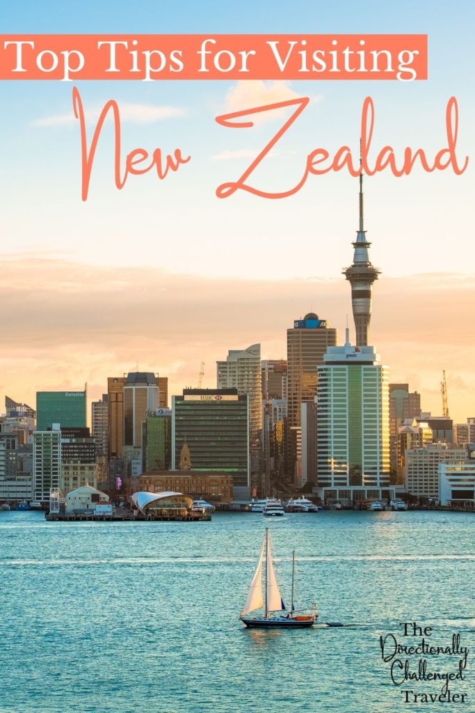 Top Tips for Visiting New Zealand
