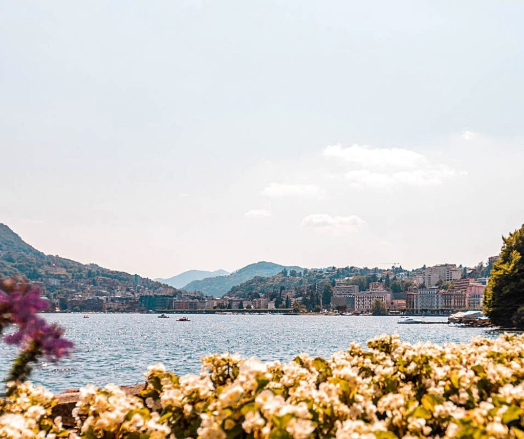 Lugano is one of the most beautiful cities in Switzerland to visit!