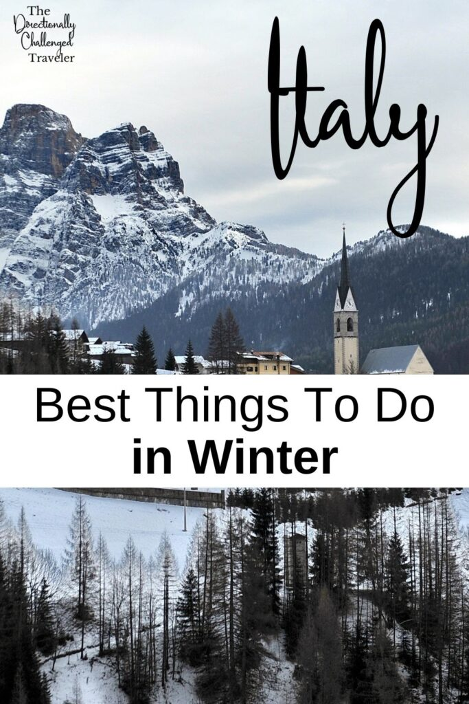 Best Things to do in Italy in Winter