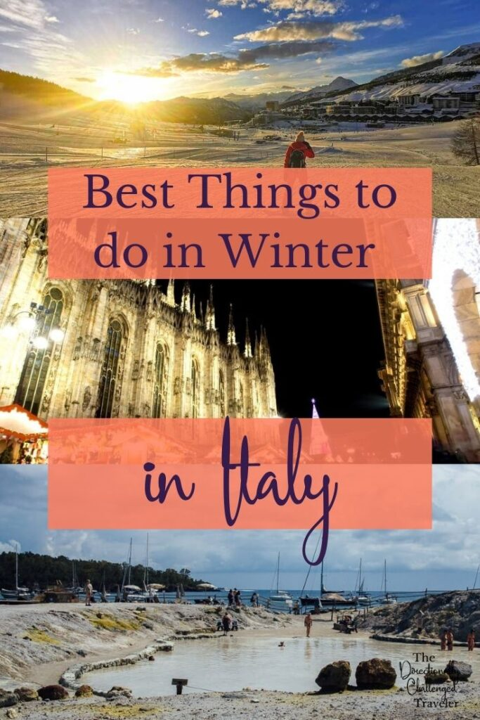 Best Things to do in Winter in Italy