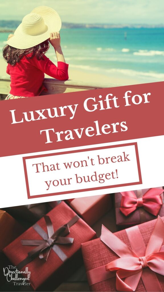 15 Luxury Gifts for Travelers